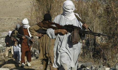 Phiến quân Taliban ở Afghanistan. Ảnh: Reuters.
