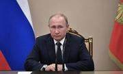 Putin không xem trận bóng World Cup giữa Nga và Ai Cập