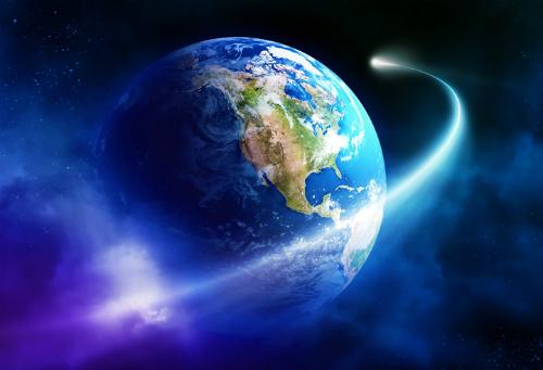 Khi trái đất được tạo ra theo cách bạn không ngờ đến