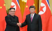 Kim Jong-un và Tập Cận Bình bàn về 'tương lai mới' ở Bắc Kinh