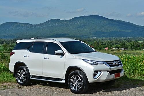 Toyota Fortuner sẽ trở lại Việt Nam, bổ sung phiên bản máy dầu số tự động.