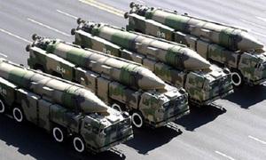 Trung Quốc có 280 đầu đạn hạt nhân trong kho vũ khí
