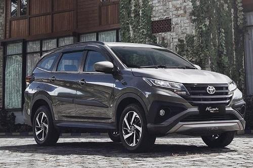 Toyota Rush dự kiến về Việt Nam vào quý III.