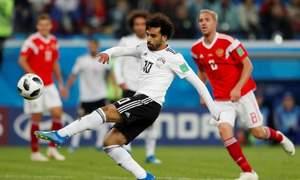 Nga 3-1 Ai Cập