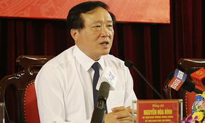 'Chưa thể khẳng định bị cáo Hoàng Công Lương có tội hay không'