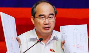 Ông Nguyễn Thiện Nhân lập tổ công tác đặc biệt về Thủ Thiêm