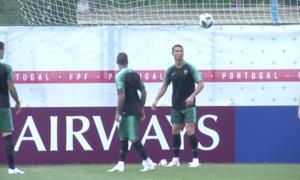 Ronaldo và đồng đội tìm kiếm chiến thắng đầu tiên tại World Cup