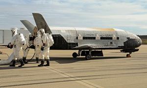 Lý do Mỹ thành lập Quân chủng Vũ trụ