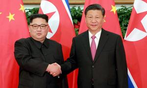 Kim Jong-un xem Trung Quốc là đòn bẩy đàm phán phi hạt nhân