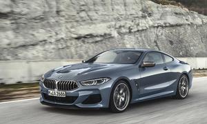 BMW serie 8 Coupe giá từ 116.000 USD