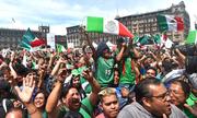 Người bà được tin cầu phúc giúp đội Mexico thắng ở World Cup