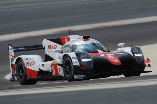 ToyotaTS050 Hybrid vừa giành chiến thắng tại Le Mans cùng Fernando Alonso. Ảnh: Autocar.