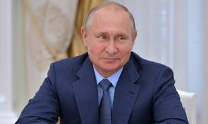 Putin ghi bàn thắng ngoại giao nhờ World Cup