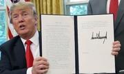 Thế giới ngày 21/6: Trump ký sắc lệnh dừng chia tách gia đình nhập cư bất hợp pháp