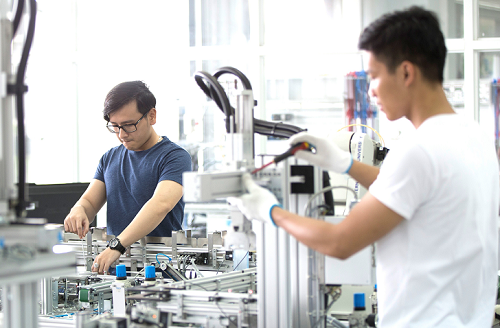 96% sinh viên Đại học Quốc tế Miền Đông có việc làm khi tốt nghiệp