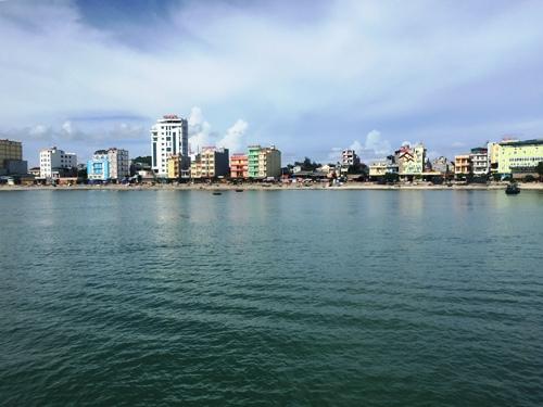 Cô Tô là một trong những điểm du lịch nổi tiếng của tỉnh Quảng Ninh. Ảnh: Minh Cương