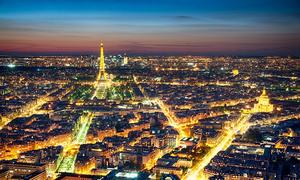 Thủ đô nước nào được gọi là 'kinh đô ánh sáng'?