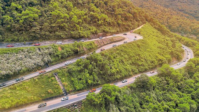 Dàn xe bán tải cả nước hội tụ tại Đà Nẵng
