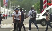 Cổ động viên đạp xe từ Arab Saudi tới Nga xem World Cup