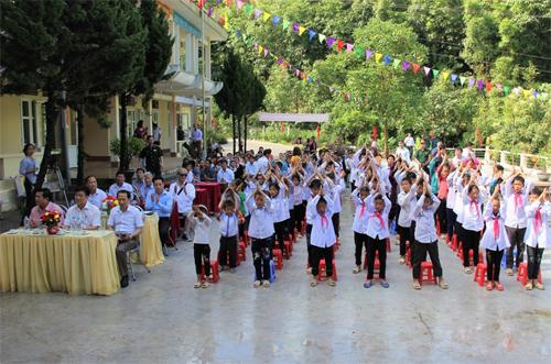 Nhà nội trú tỉnh Hà Giang