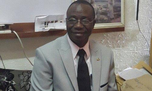 Giảng viên môn Kế toán Richard Akindele của trường đại họcObafemi Awolowo,Nigeria bị sa thải vì gạ sinh viên quan hệ tình dục để đổi lấy điểm số. Ảnh: BBC.