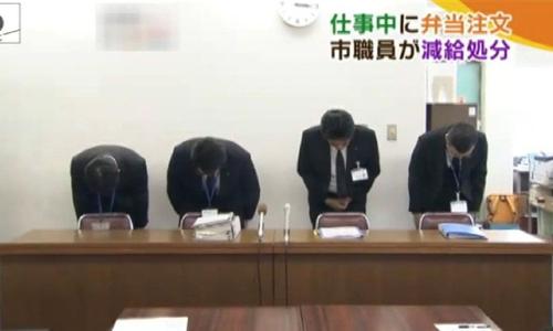 Ban lãnh đạo Văn phòng cấp nước thành phố Kobe công khai xin lỗi trên truyền hình sau khi phát hiện nhân viên 64 tuổi dành ba phút trong giờ làm việc để