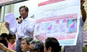 6 giờ lắng nghe người dân Thủ Thiêm của Bí thư Nguyễn Thiện Nhân