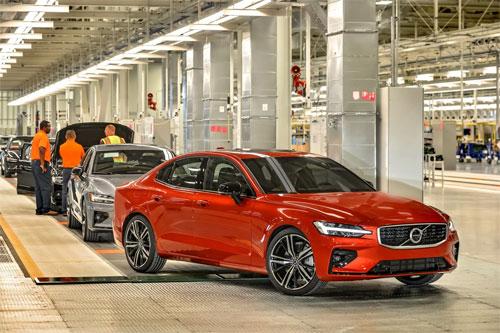 Volvo S60 - xe Thụy Điển sản xuất ở Mỹ, đấu BMW serie 3