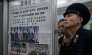 Giọng điệu chống Mỹ biến mất trên truyền thông Triều Tiên