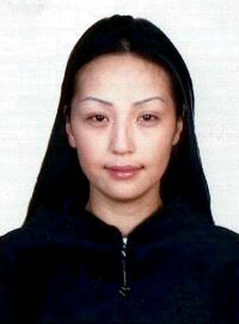Người mẫu Mông Cổ Altantuya Shaariibuu. Ảnh: Guardian.