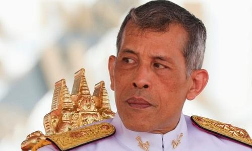 Vua Maha Vajiralongkorn lên ngôi năm 2016. Ảnh: Reuters.