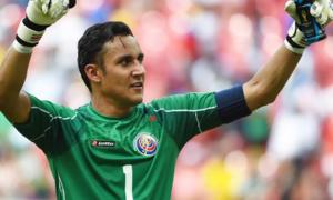Keylor Navas người hùng khiêm tốn của Costa Rica