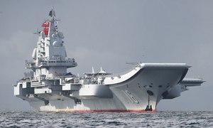 Quan chức Trung Quốc bị nghi bán bí mật tàu sân bay cho Mỹ