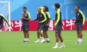 Neymar bình phục chấn thương, sẵn sàng 'đại chiến' Costa Rica
