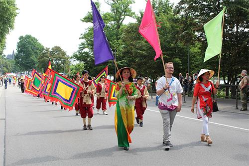 Cộng đồng người Việt quảng bá văn hóa tại Đức - 2