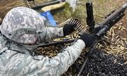 Binh sĩ Mỹ lấy cắp súng máy của căn cứ mang về nhà