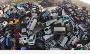 Hơn 180.000 ôtô quá 'đát' ở Việt Nam sẽ đi về đâu?