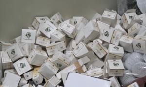 Hà Nội thu giữ hàng nghìn mặt hàng mỹ phẩm không nguồn gốc