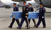 Mỹ có thể sắp chuyển 215 quan tài rỗng tới Triều Tiên