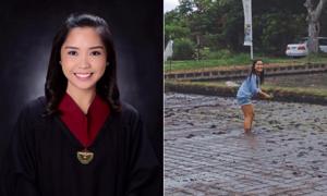 Nữ sinh Philippines đáp trả giáo sư về lựa chọn nghề nghiệp