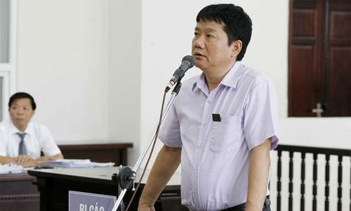 Nhiều bị cáo nhận sai, ông Đinh La Thăng vẫn một mực nói vô tội