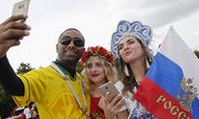 Cổ động viên Brazil mất việc sau khi nói bậy với phụ nữ Nga tại World Cup
