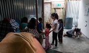 Mỹ cho hơn 500 trẻ em nhập cư đoàn tụ với bố mẹ