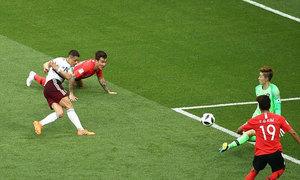 Hàn Quốc 1-2 Mexico
