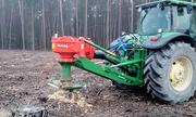Cỗ máy loại bỏ 100 gốc cây mỗi giờ