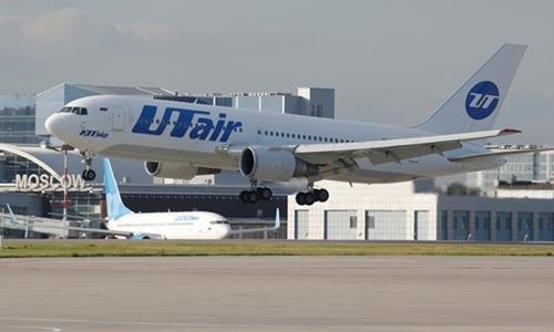 Một máy bay của hãng Utair. Ảnh: Reuters.