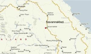 Ôtô chở 23 người Việt gặp nạn ở Lào, hai người chết