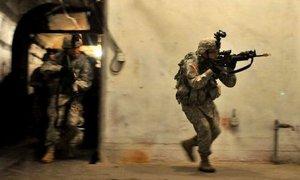 Mỹ chi hơn nửa tỷ đô đào tạo binh sĩ tác chiến dưới lòng đất