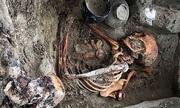 Xác ướp 'người đẹp ngủ' dưới hồ chứa nước Nga
