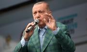 Thế giới ngày 25/6: Erdogan tuyên bố thắng cử tổng thống Thổ Nhĩ Kỳ